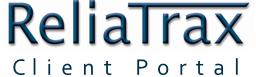 ReliaTrax Client Portal